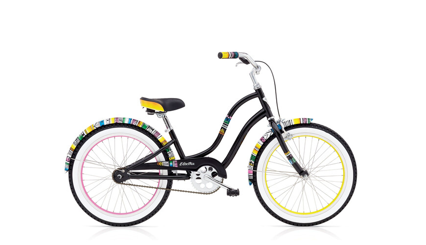 Electra Savannah 3i - Vélo enfant - noir